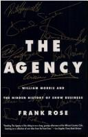 The Agency by Frank Rose