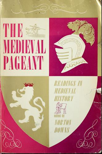 Medieval pageant by Norton Downs