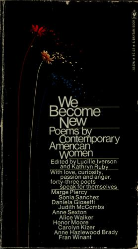 We become new by Lucille Iverson, Kathryn Ruby