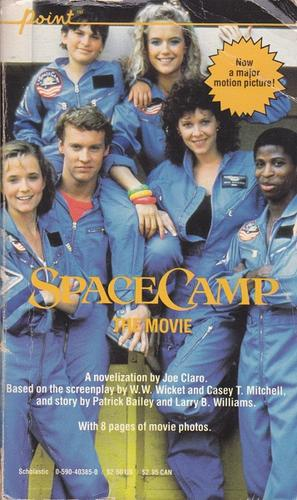 SpaceCamp by Joe Claro