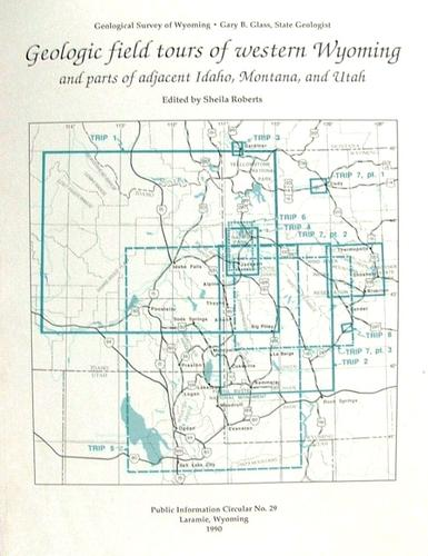 Guide to Gold Mineralization and Archean Geology of the South Pass Greenstone Belt by W. Dan Hausel, Joesph Hull