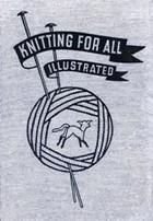 Knitting for all, illustrated by Margaret Murray