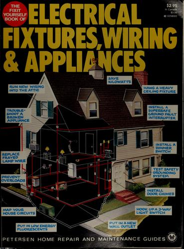 Electrical fixtures, wiring & appliances by