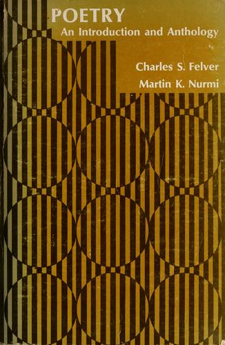 Poetry by Charles Stanley Felver