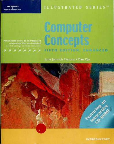Computer concepts by June Jamrich Parsons