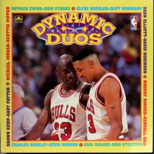 N.B.A. Dynamic Duos by Golden Books