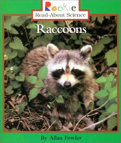 Raccoons (Rookie Read-About Science)