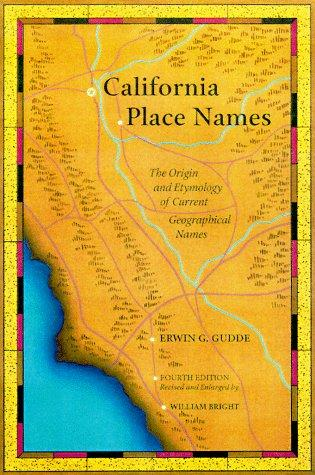 California place names