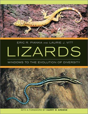 Lizards by Laurie J. Vitt