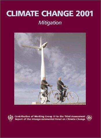 Climate Change 2001: Mitigation by