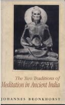 Two Traditions of Meditation in Ancient India