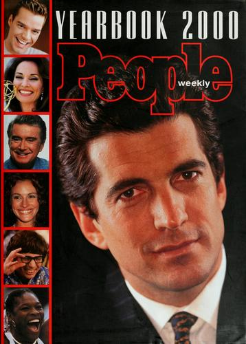 People weekly yearbook 2000 by [editor, Eric Levin].