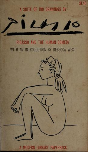 Picasso and the Human Comedy by Leiris, Michel