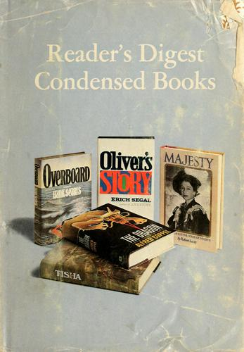 Reader's digest condensed books by
