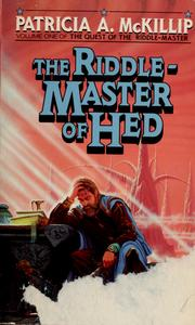 The Riddlemaster of Hed book cover