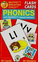 Phonics/Flash Cards With Muppet Reward Stickers (Bright Child) by American Education Publishing